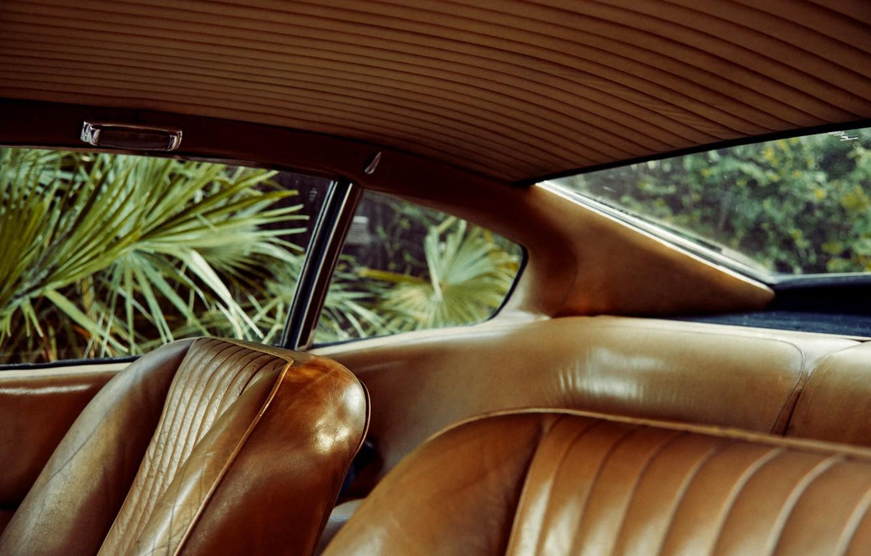 Photo wallpaper Palma, car, salon, Christoffer Rudquist, Aston Martin DB
