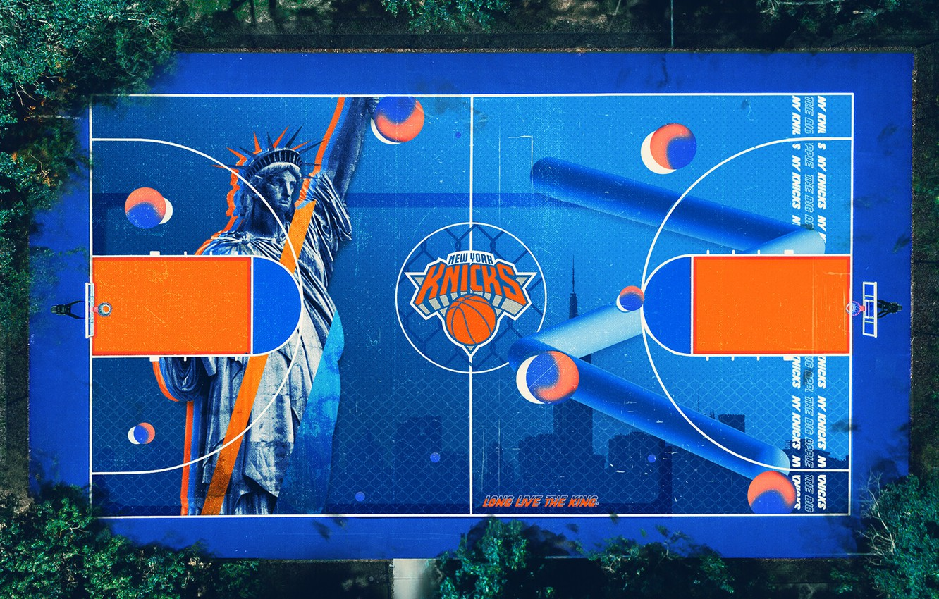 Wallpaper Knicks New York Knicks Terry Soleilhac By Terry