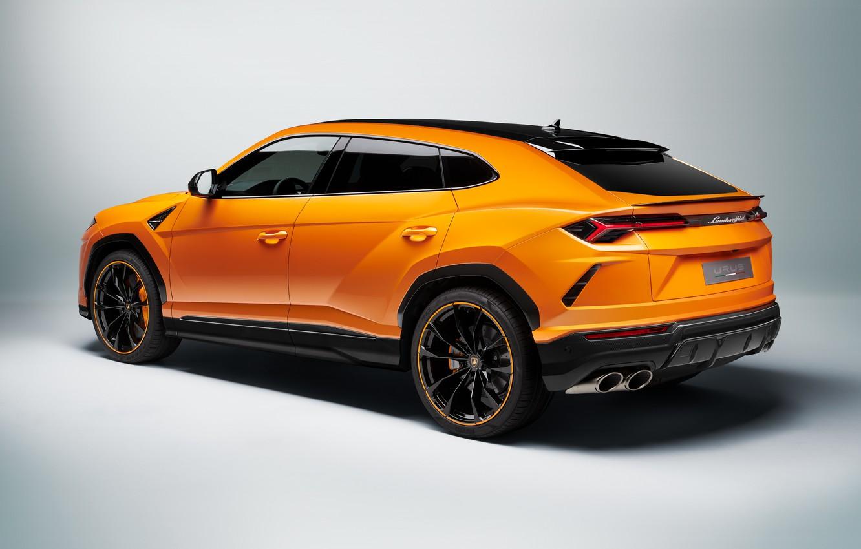 Photo wallpaper Lamborghini, Urus, 2020, Pearl Capsule