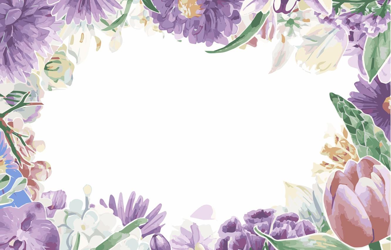 Photo wallpaper white, flowers, background, texture, Vintage, ornaments, floral