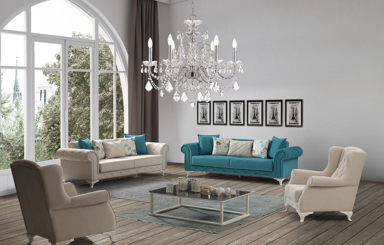 Photo wallpaper room, interior, living room