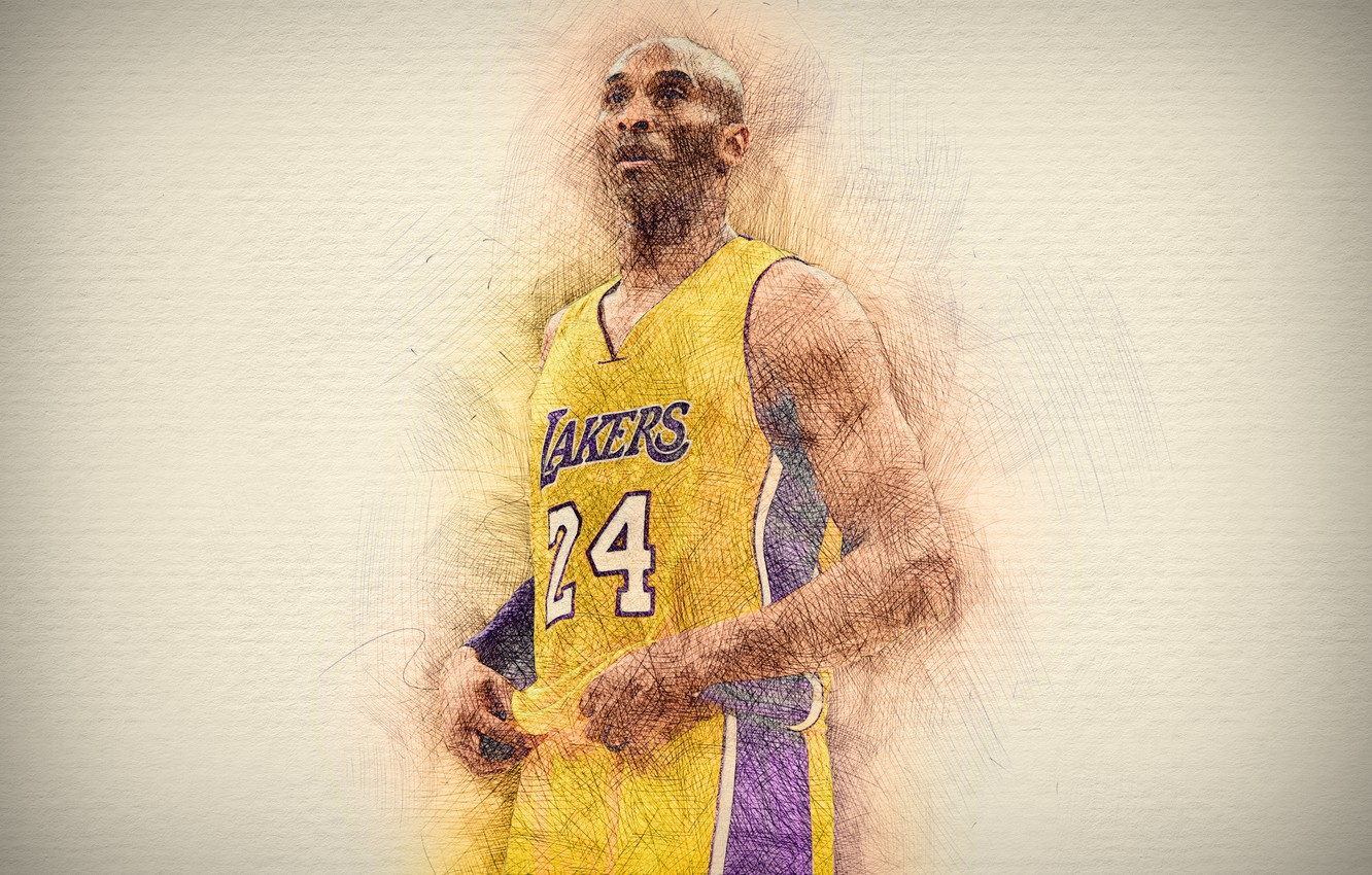 Wallpaper Legend Nba Kobe Bryant Basketball Bryant Kobe American Los Angeles Lakers Black Mamba Mamba Images For Desktop Section Sport Download