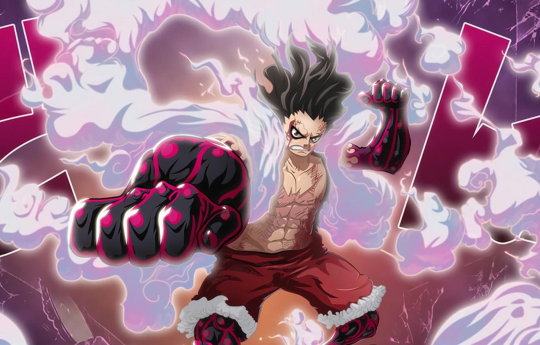 Photo wallpaper power, anime, guy, One Piece
