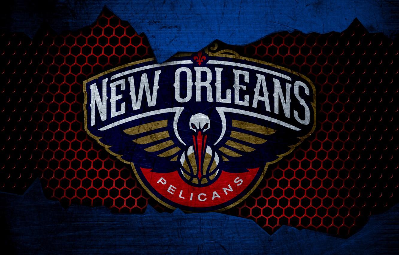 Wallpaper Wallpaper Sport Logo Basketball Nba New Orleans Pelicans Images For Desktop Section Sport Download