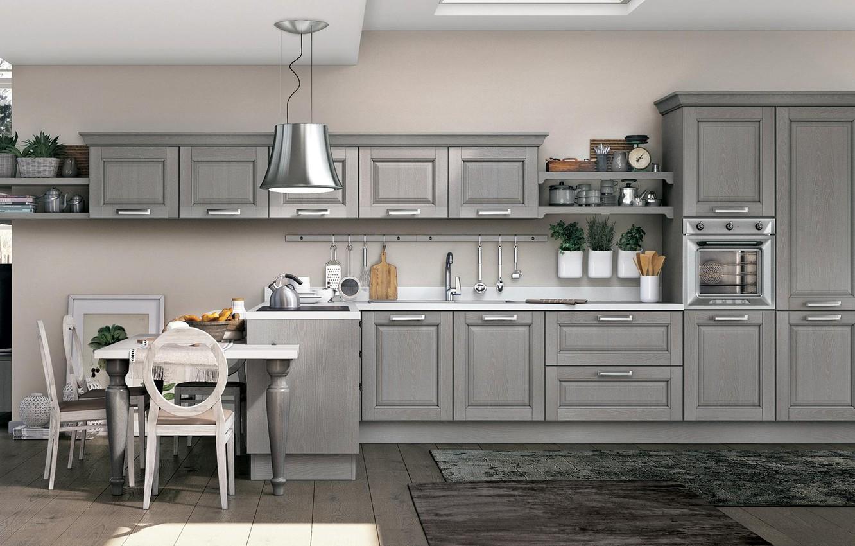 Photo wallpaper design, style, interior, kitchen, dining room