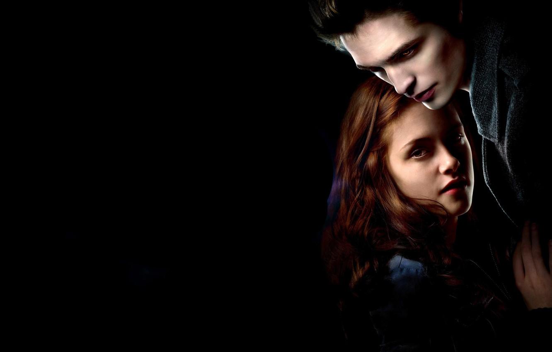 Wallpaper Girl Romance Vampire Twilight Bella Edward