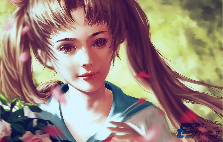 Photo wallpaper Sailor Moon, Usagi Tsukino, Dora Ran