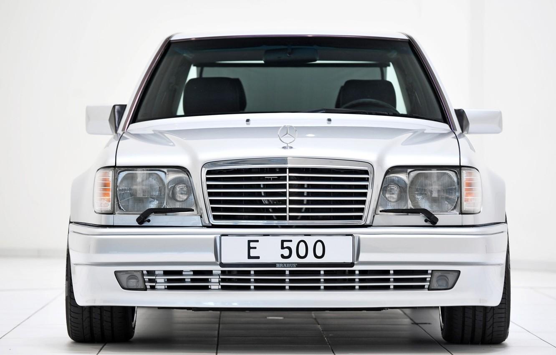Photo wallpaper Mercedes-Benz, E500, W124, Limitet