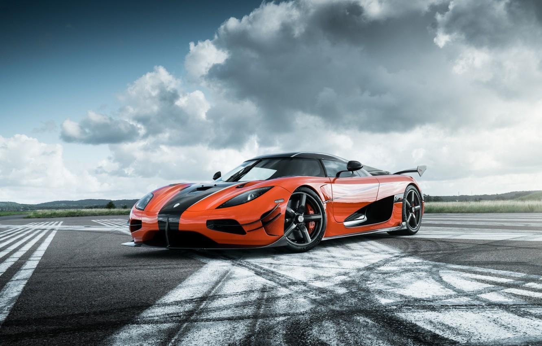 Photo wallpaper Koenigsegg, supercar, Agera, hypercar
