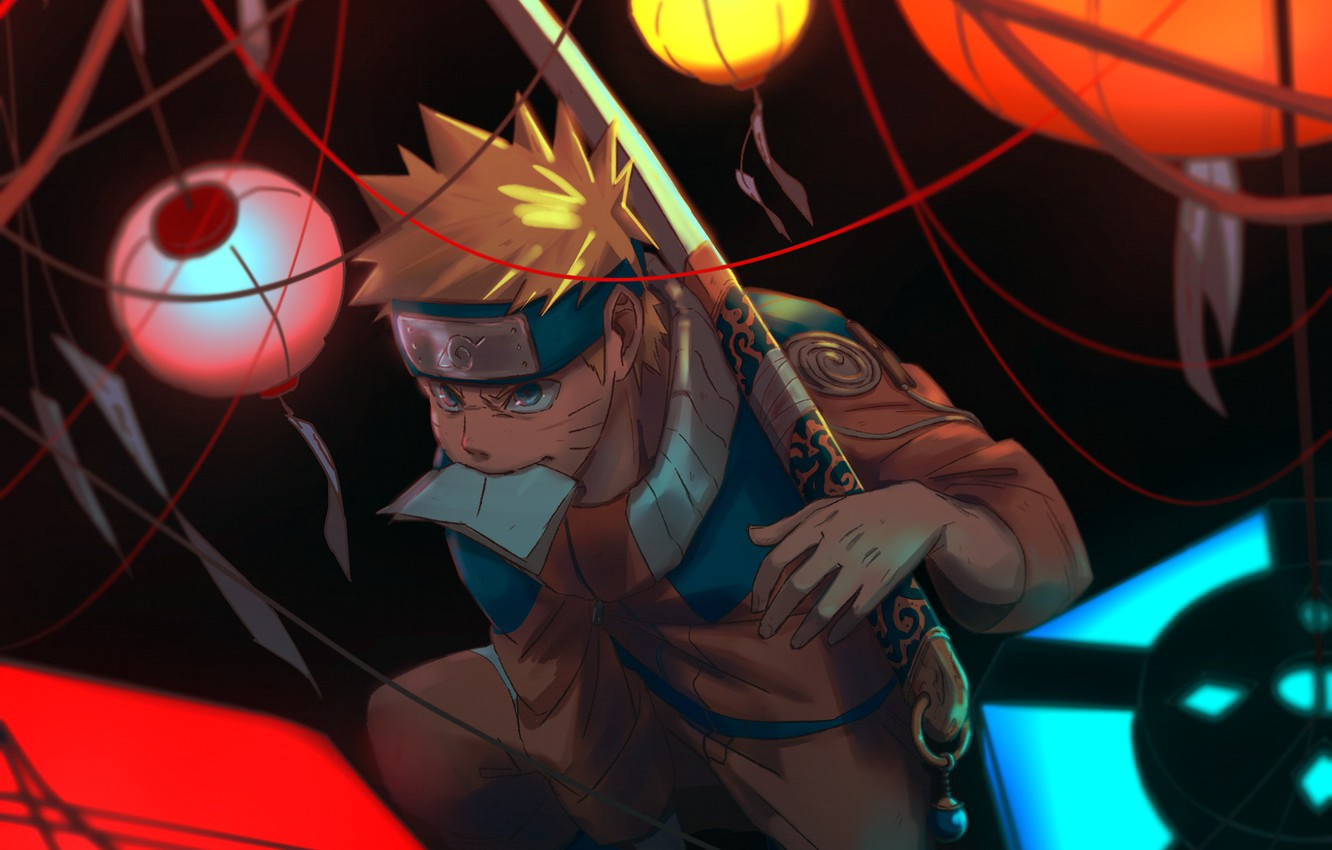 Wallpaper Naruto Uzumaki Naruto Fanart Images For Desktop
