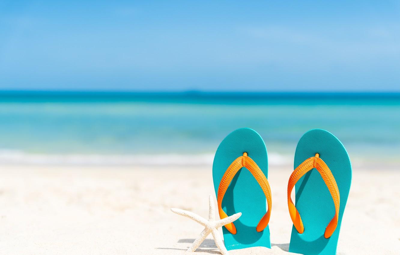 Photo wallpaper sand, sea, wave, beach, summer, shore, star, summer, beach, sea, sand, marine, slates, starfish