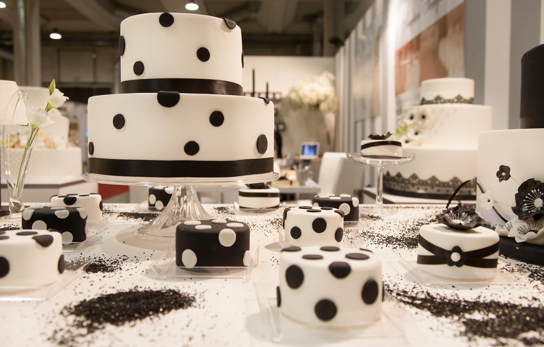 Photo wallpaper sweets, cake, decoration, cake