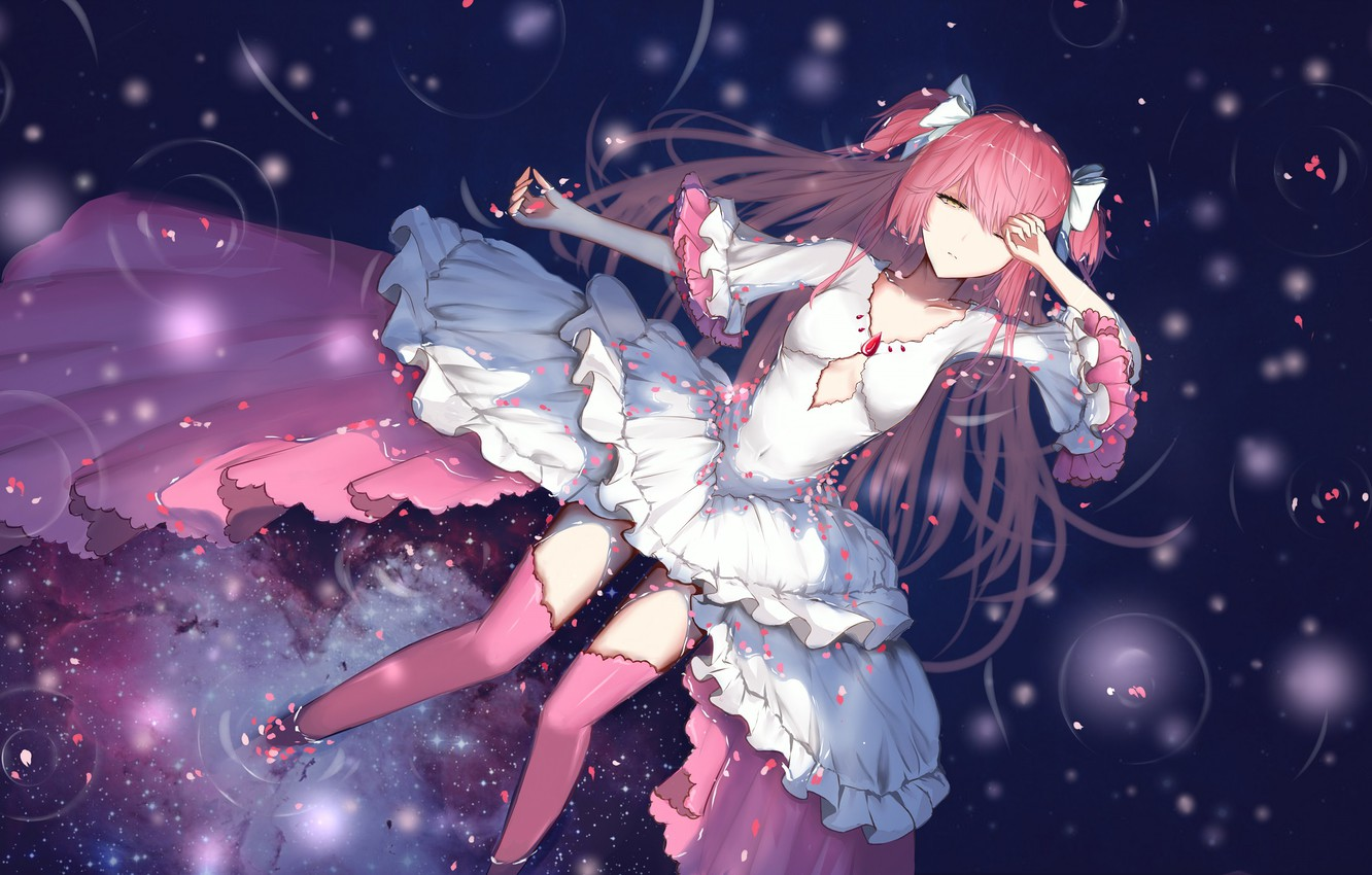 Wallpaper Girl Lies Mahou Shoujo Madoka Magica Images For