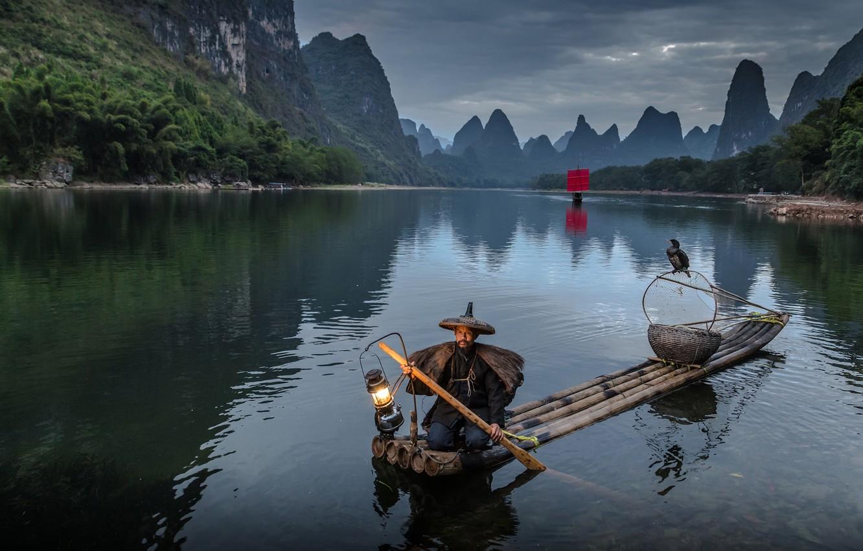 Wallpaper Light Oriental Trunks Canoe Paddle Images For Desktop Section Muzhchiny Download
