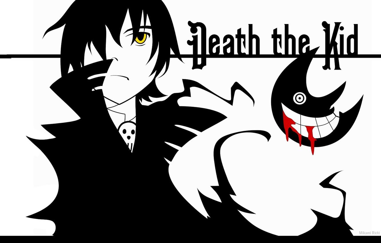 Wallpaper Anime Guy Soul Eater Soul Eater Death The Kid Images