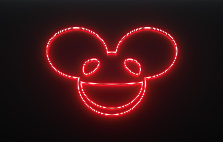 Wallpaper Logo Dj Neon Deadmau5 Edm Dj Images For
