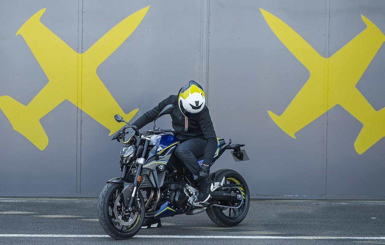 Photo wallpaper bmw, force, motorcycle BMW Motorrad, f900