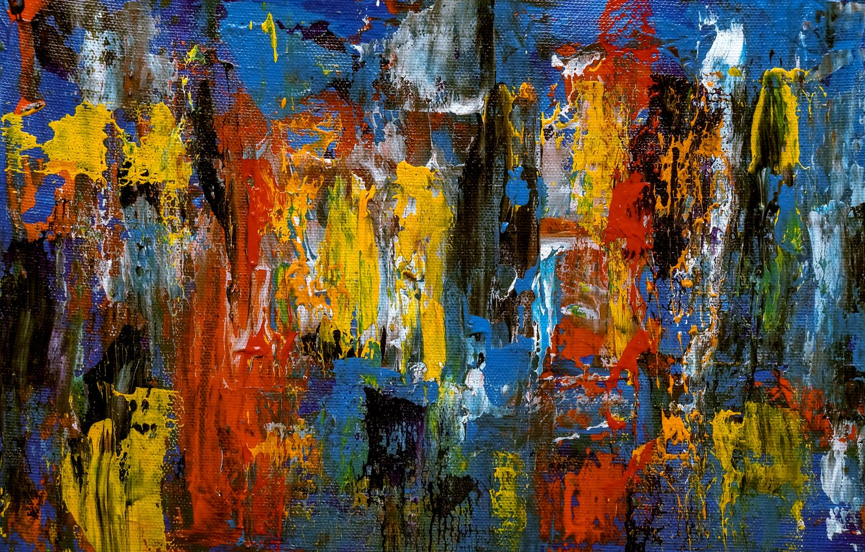 Photo wallpaper paint, texture, canvas, texture, strokes, paint, canvas, brush strokes