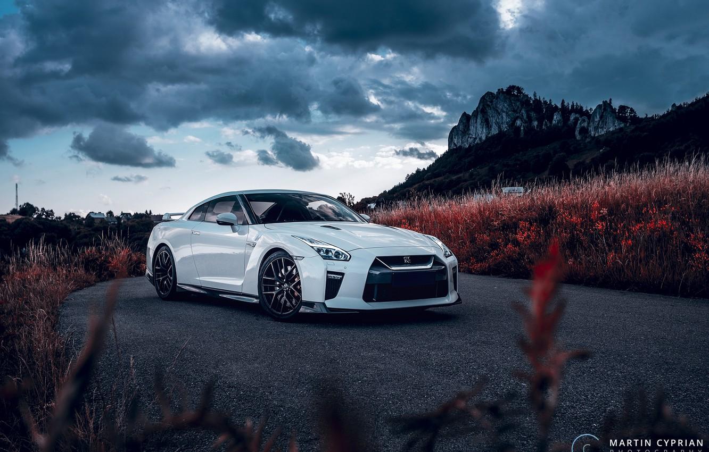 Photo wallpaper Nissan, GT-R, 2019, Martin Cyprian Photography