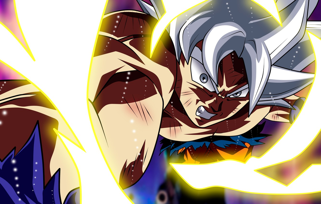 Wallpaper Goku Dragon Ball Ultra Instinct Goku Ultra Images For