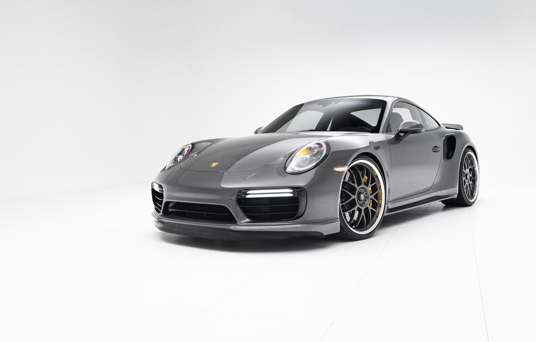 Photo wallpaper Porsche, White, Gray, 991, VAG, Backgraud