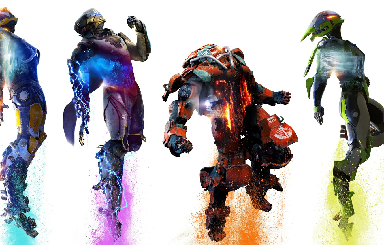 Wallpaper Game Bioware Electronic Arts E3 2018 Anthem Ranger