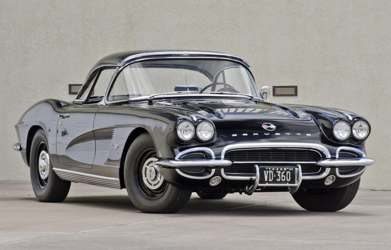 Photo wallpaper Corvette, Chevrolet, Car, Classic, Coupe, Sport, Hardtop
