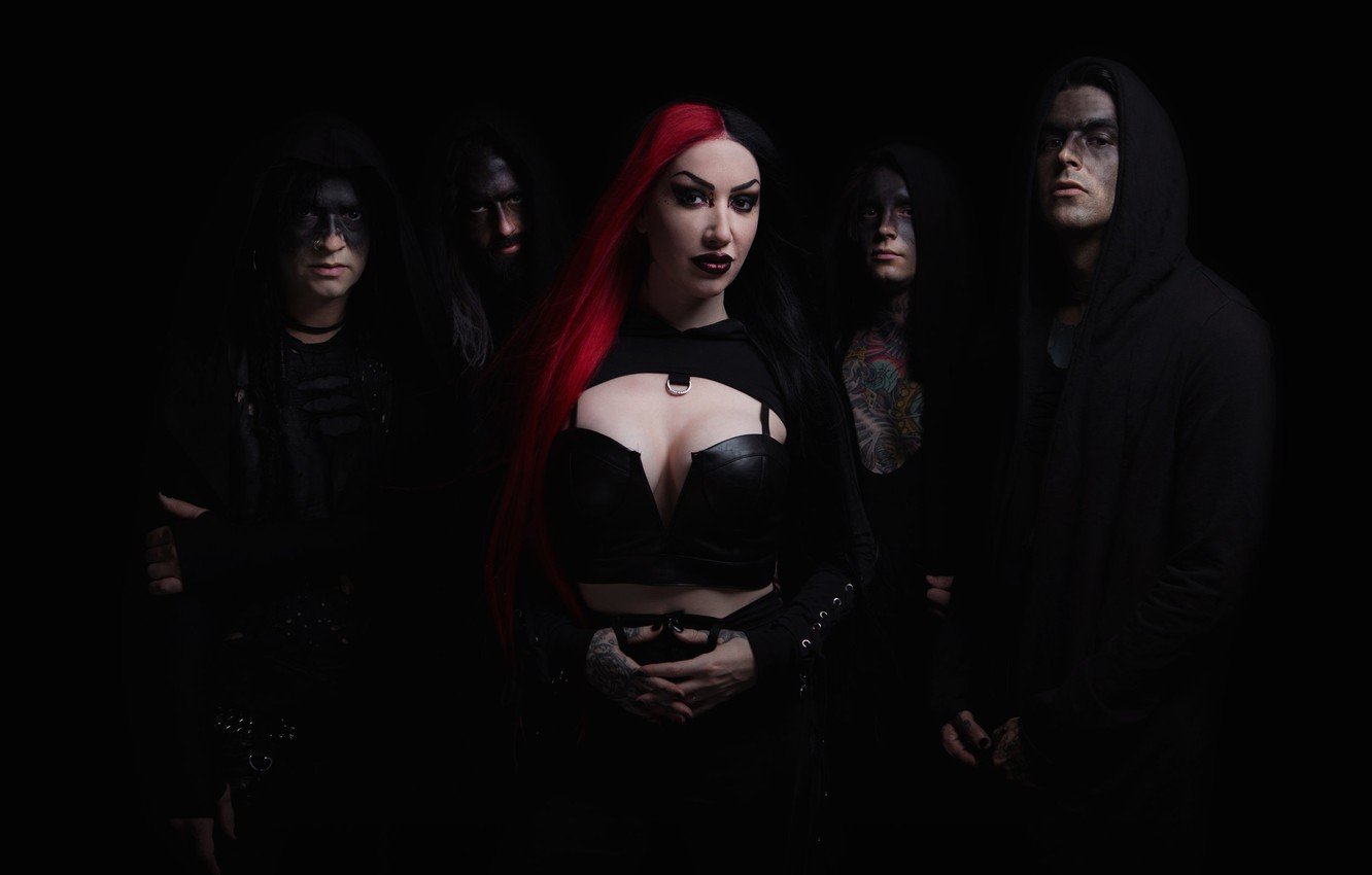 Photo wallpaper Post-hardcore, Alternative metal, Ash Costello, New Years Day