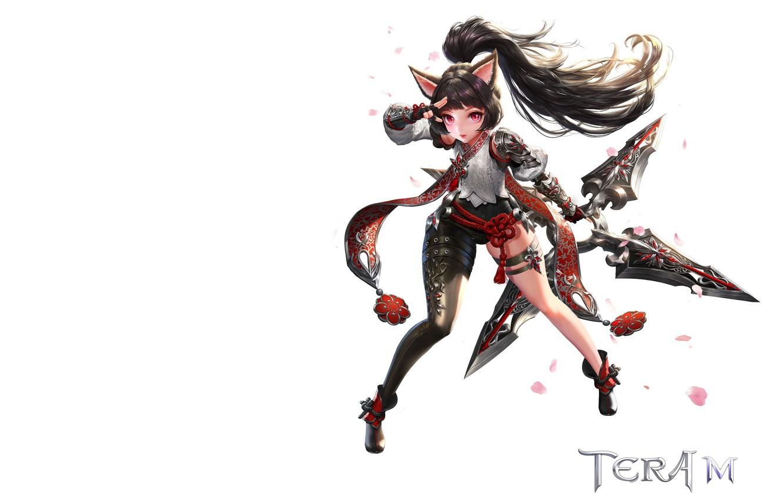 Photo wallpaper the game, anime, character, kodomo no hi, jungmin jin /dospi, art fantasy, TERA M - …