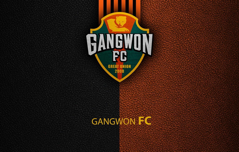 Photo wallpaper wallpaper, sport, logo, football, Gangwon