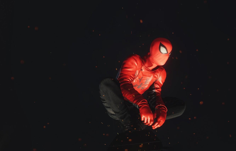 Photo wallpaper MARVEL, Spider-Man, Marvel, PlayStation, Spider-Man, Marvel's Spider-Man, Marvel's spider-Man