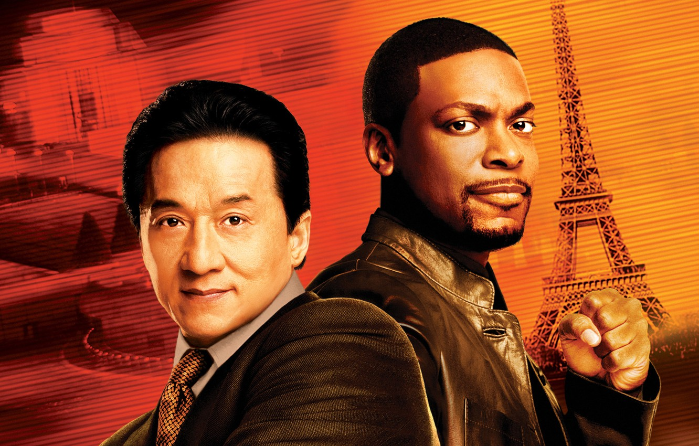 Wallpaper 2007 Jackie Chan Rush Hour 3 Chris Tucker Rush