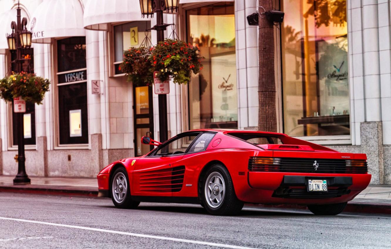 Wallpaper Red Machine Ferrari Ferrari Sports Car 1986 Testarossa F512 M 512 Tr Ferrari Testarossa Ferrari Testarossa 512 Tr Ferrari Testarossa F512 M Ferrari F512 M Ferrari 512 Tr Dlin 88 Dlin88