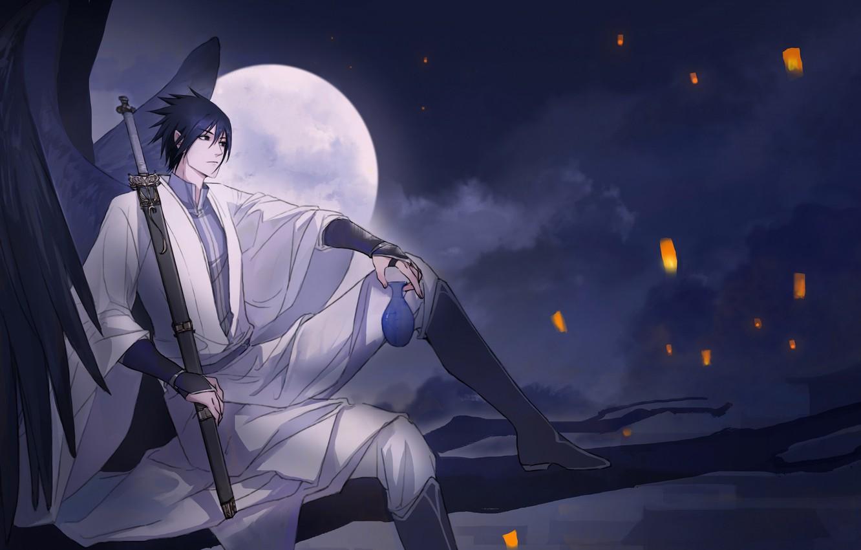 Wallpaper Guy Sasuke Naruto Naruto Uchiha Sasuke Uchiha