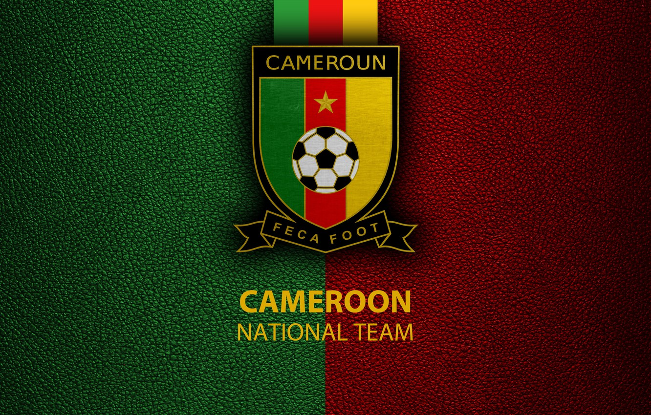 Photo wallpaper wallpaper, sport, logo, football, National team, Cameroon
