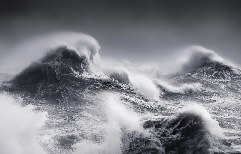 Wallpaper Sea Wave Storm Images For Desktop Section