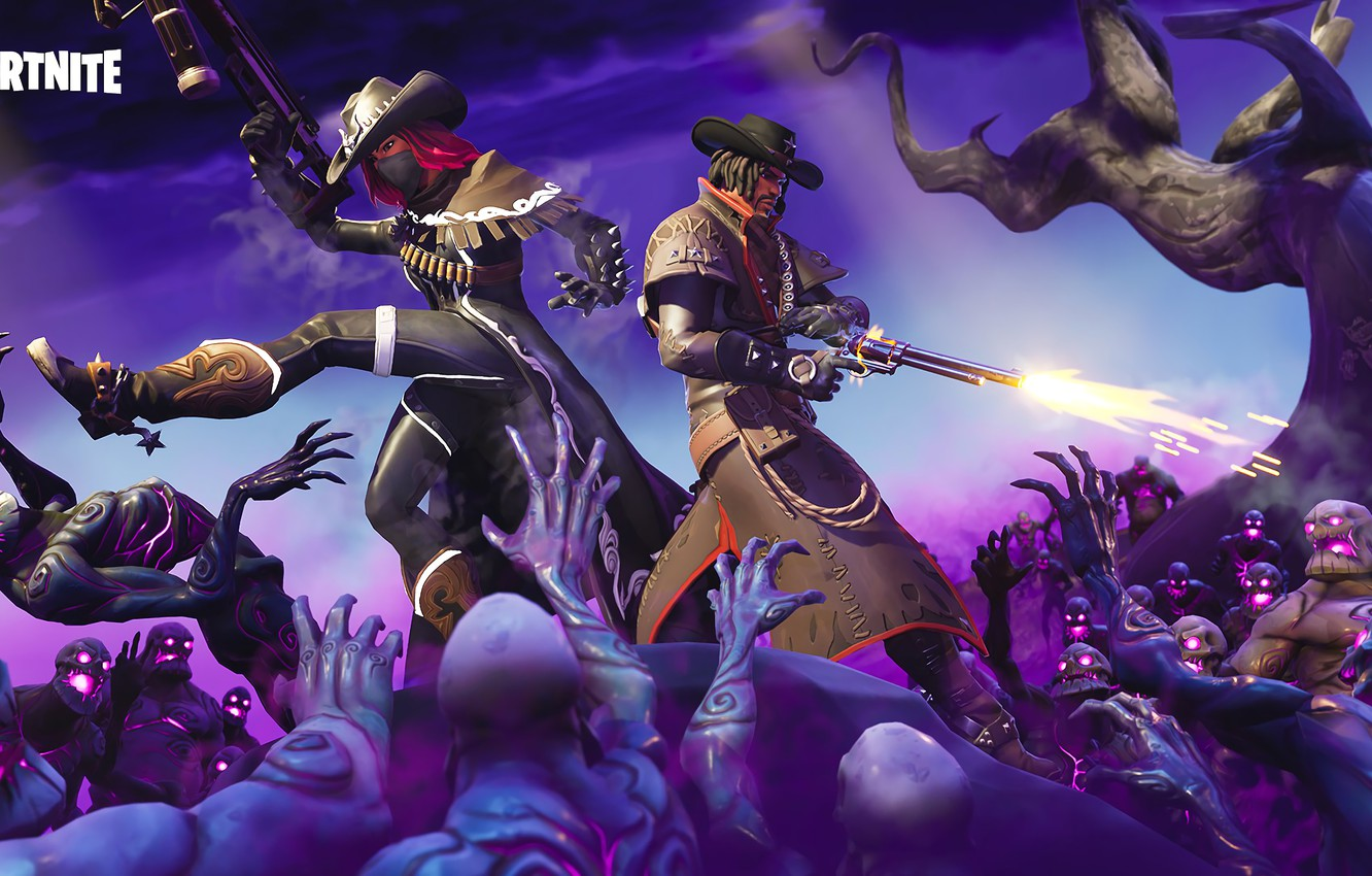 Wallpaper 2018 Epic Games Calamity Fortnite Battle Royale Deadfire Images For Desktop Section Igry Download