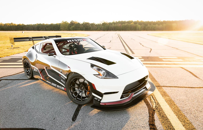Photo wallpaper Concept, Nissan, 370Z, 2019, Global Time Attack TT