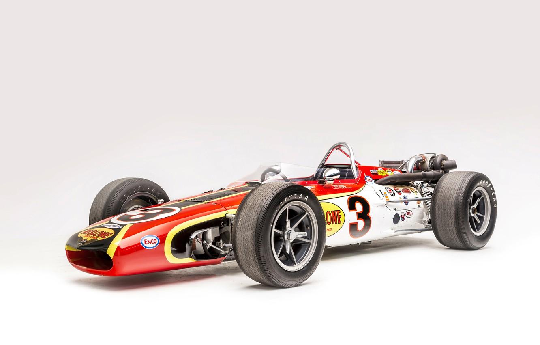 Photo wallpaper Wheel, Eagle, The car, 1968, Classic car, Sports car, Indianapolis 500, Indianapolis 500-Mile Race, AAR …