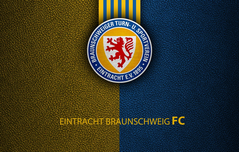 Photo wallpaper wallpaper, sport, logo, football, Bundesliga, Eintracht Braunschweig