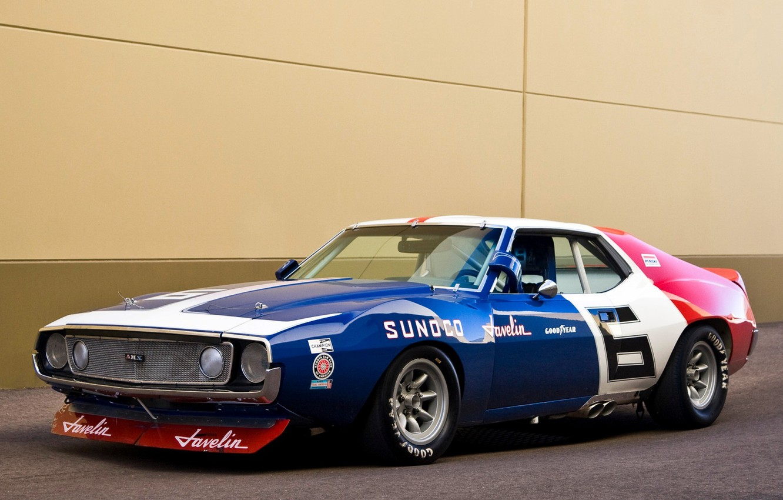 Photo wallpaper Muscle, Car, Race, Vehicle