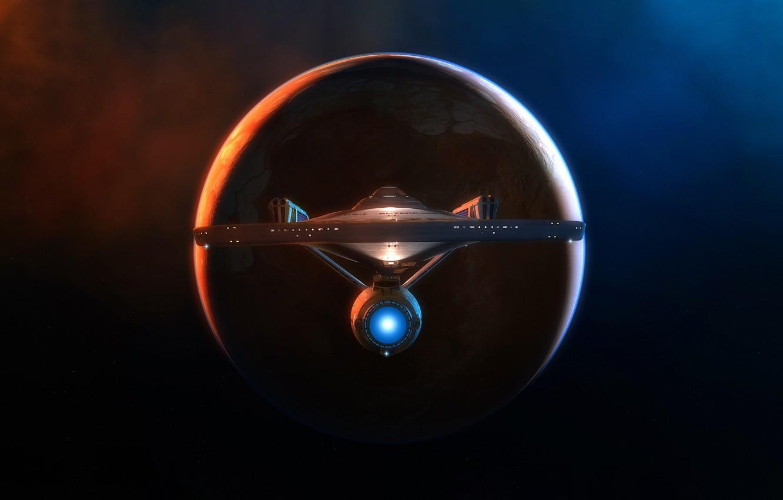 Wallpaper Stars Planet Space Nebula Ship Stars Space