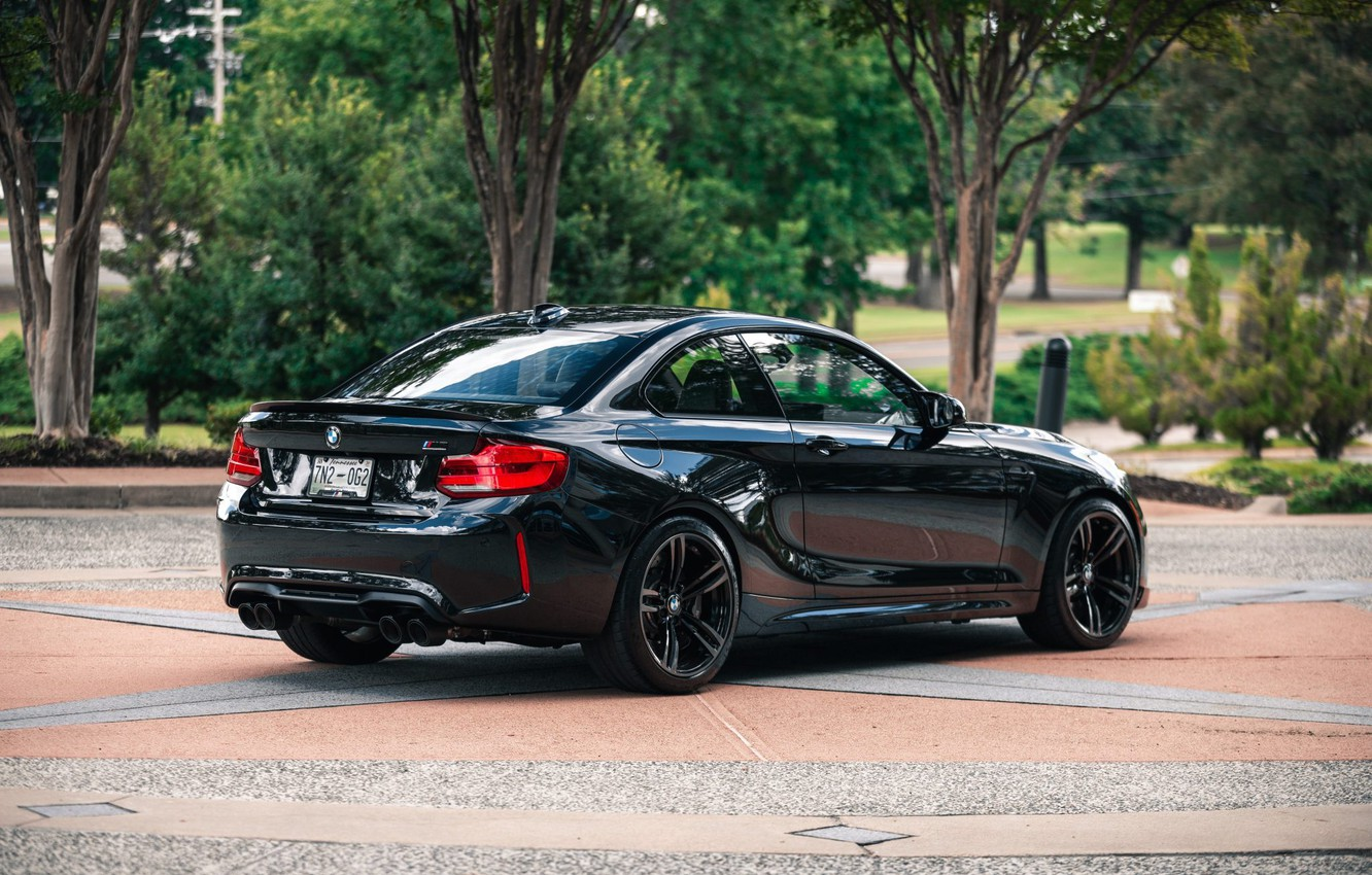 Photo wallpaper BMW, COUPE, F87, M2