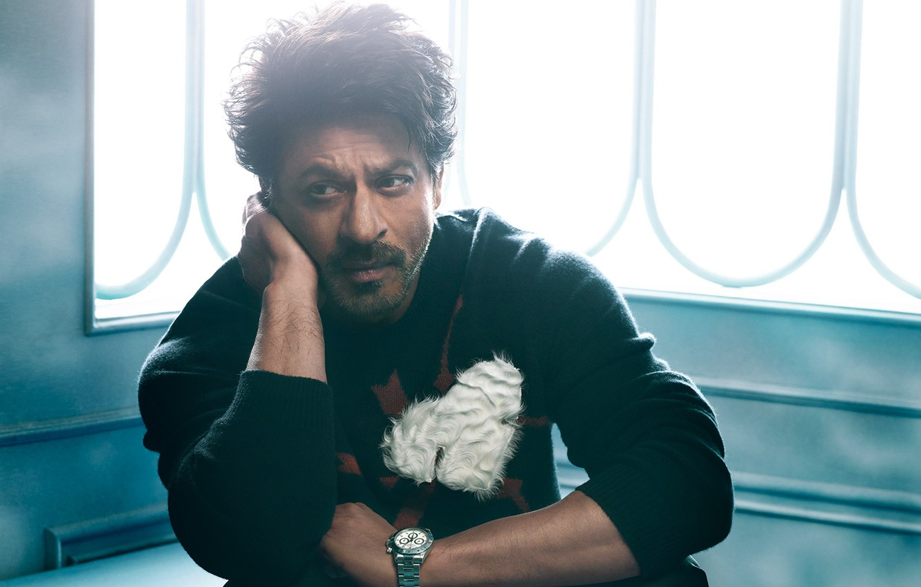 Wallpaper Male Indian Actor Shahrukh Khan Images For
