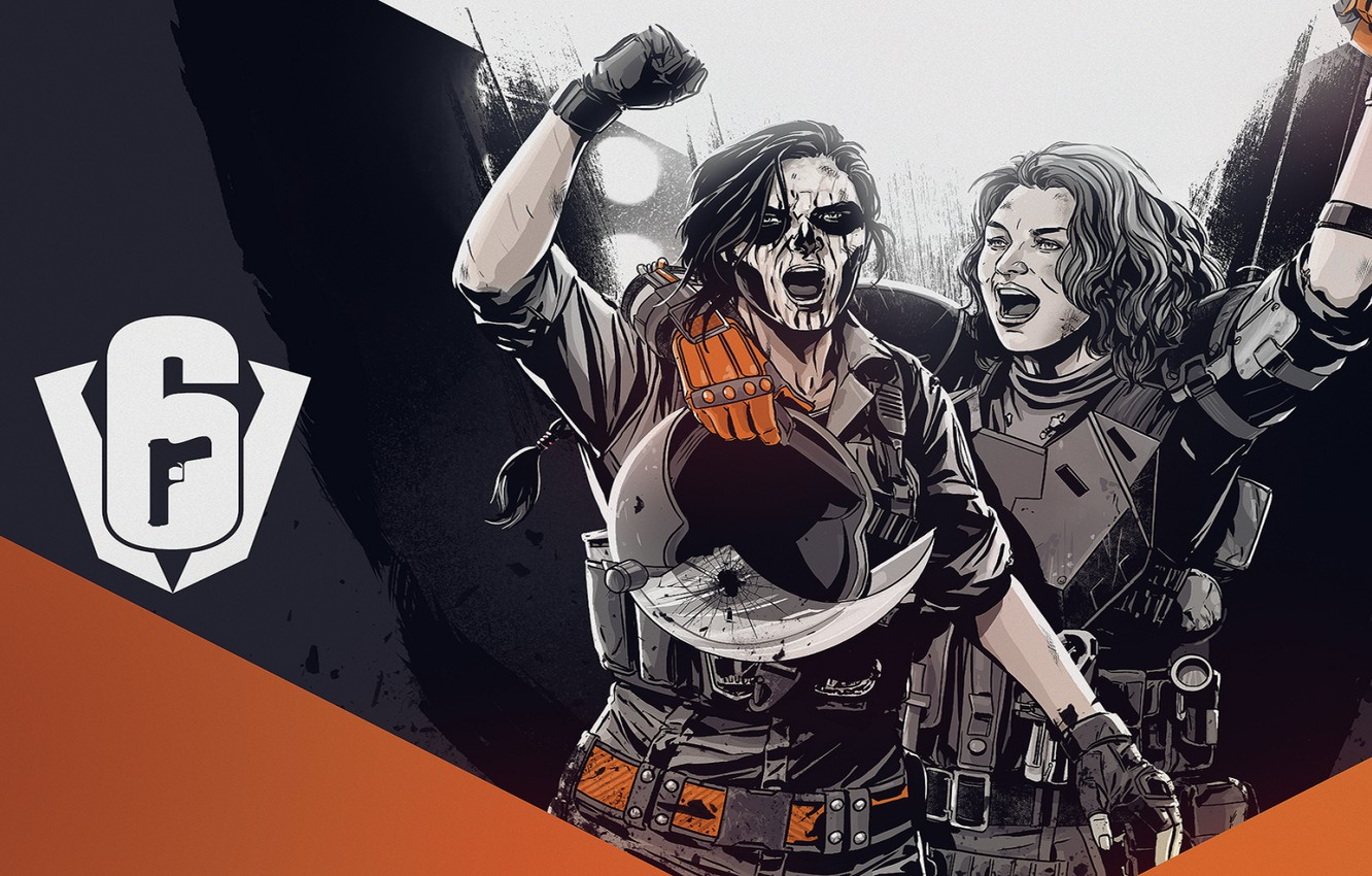 Wallpaper Mira Caveira Tom Clancy S Rainbow Six Siege Images For