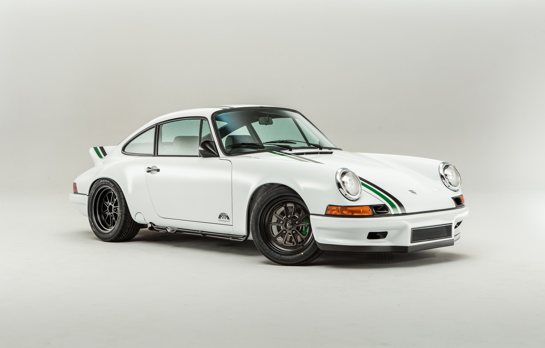 Photo wallpaper The Mans, 911, Porsche, 2018, Clubsport, Le Mans Classic Clubsport, Paul Stephens