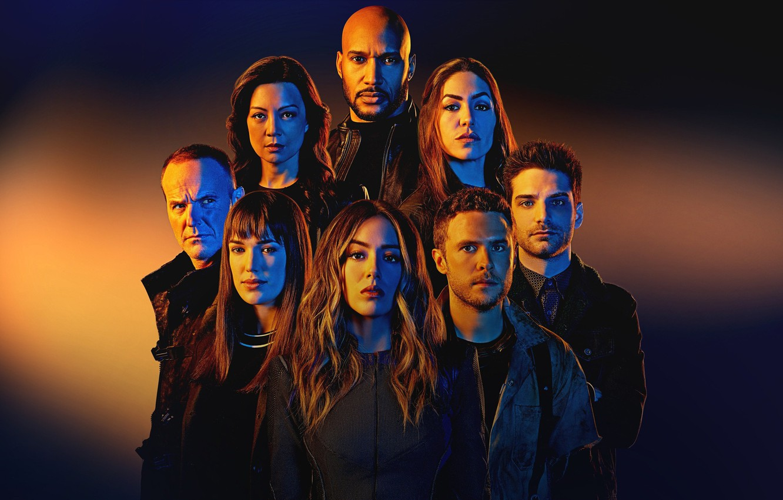 Photo wallpaper look, the series, actors, Movies, Agents of S.H.I.E.L.D, Agents Of Shield