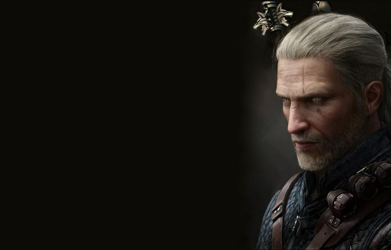 Wallpaper Swords Geralt Of Rivia Gwynbleidd White Wolf