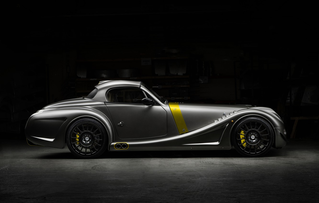 Photo wallpaper Morgan, Morgan Aero, Morgan Aero GT 1028