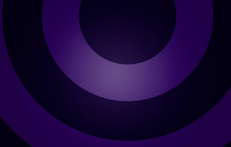 Wallpaper Rainbow Arc Dark Blue Purple Images For Desktop